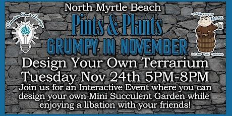 Pints & Plants Grumpy North tickets