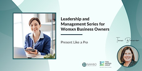 Present Like a Pro - NAWBO Oregon tickets