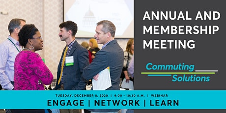 Commuting Solutions Annual Membership Meeting tickets