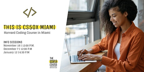 This is CS50x Miami tickets
