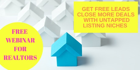 FREE Probate Real Estate Training - Exclusively For Realtors tickets