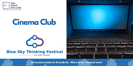 Cinema Club: Reverse mentoring, radical transparency, civic participation tickets