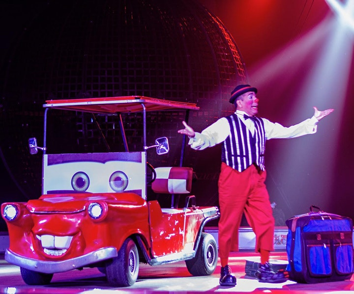 Garden Bros Circus Coming To Kissimmee Tickets Tue Nov 24 2020 At 7 30 Pm Eventbrite