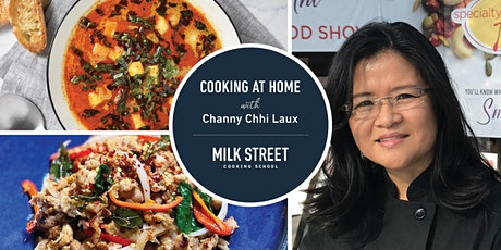 Cooking at Home with Channy Chhi Laux: Lemongrass, Soups & Stir Fries tickets