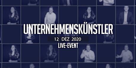 Unternehmenskünstler - Der Startup Day! Tickets
