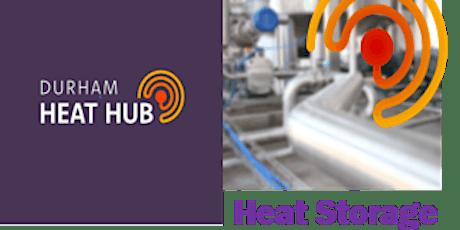 Durham Heat Hub - Heat Storage tickets
