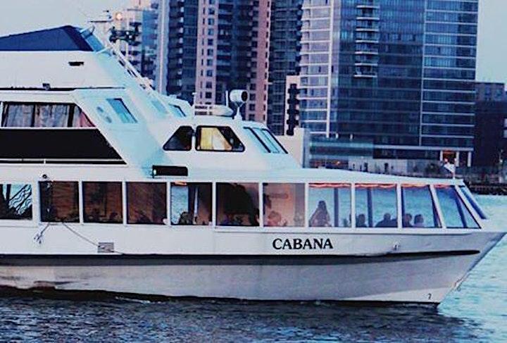 NYC Hip Hop vs Reggae® Sunset Cruise Skyport Marina Cabana Yacht image