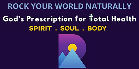 The Rock Your World Naturally Show - Wellness Wednesdays tickets