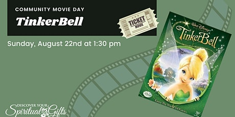 Family Movie Day: Tinker Bell tickets