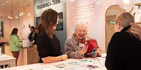 Hillberg & Berk Safe Shopping - Flagship tickets
