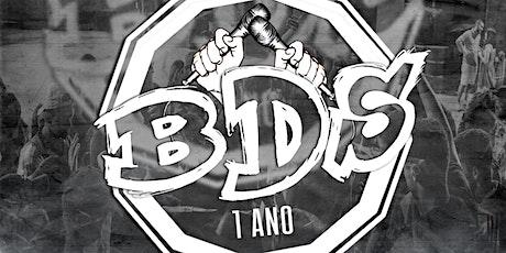 ANIVERSÁRIO BATALHA DO SANTO- BDS 1 ANO ingressos