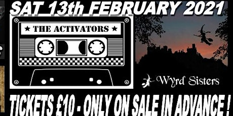 Punky Balkan Reggae Activators Party at Suburbstheholroyd goes Undercover tickets
