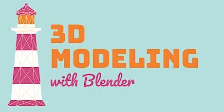 Spring Break • Foundation 3D Modeling tickets