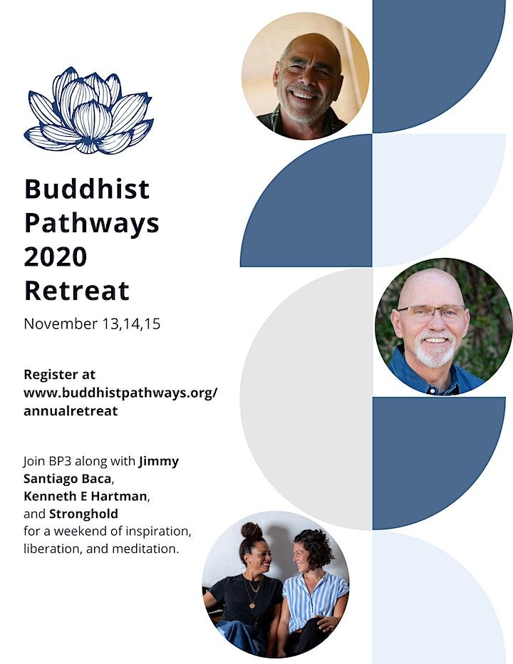 2020 Buddhist Pathways Prison Project (BP3) Training & Community Retreat image