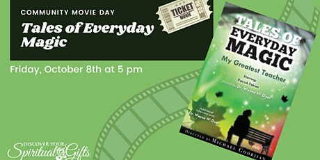 Community Movie Night: Tales of Everyday Magic - My Greatest Teacher tickets