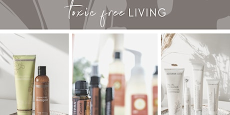 Continuing Education (CE3)- Toxin Free Living tickets