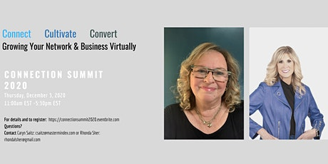 Connect-Cultivate-Convert: Growing Your Network & Business Virtually tickets