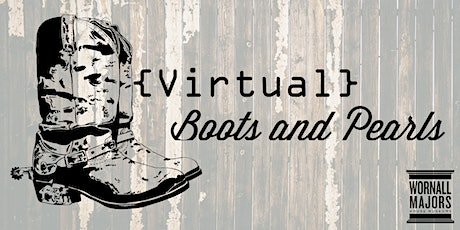 Virtual Boots & Pearls tickets