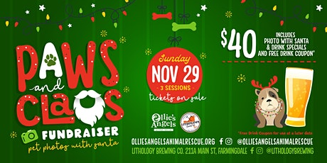 Paws & Claus tickets