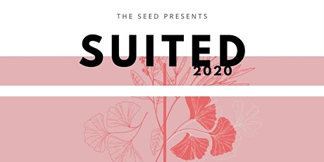SUITED 2020 - Suited for Peace and Perseverance tickets