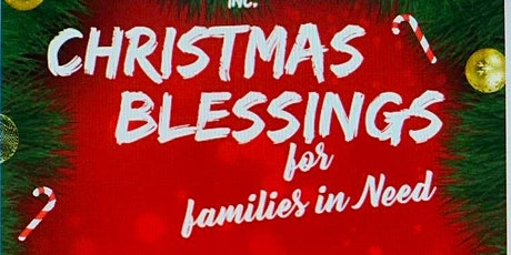 Christmas Blessings for Families in Need Registration tickets