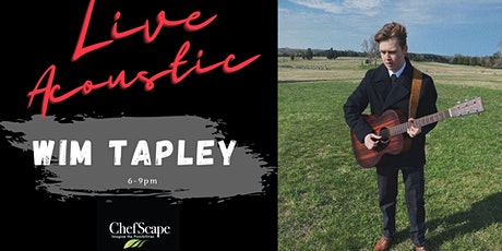 Wim Tapley Acoustic at the Bar tickets