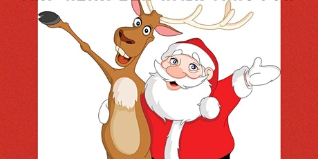 AP Cymru Santa & Reindeer Walk Through tickets