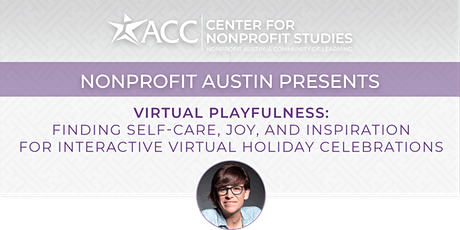 Virtual Playfulness: Finding Self-Care, Joy & Inspiration tickets