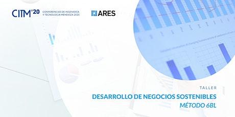 Desarrollo de Negocios Sostenibles - Método 6BL entradas