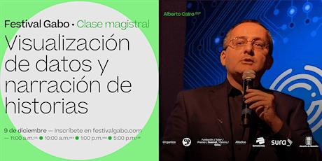 Festival Gabo Nº 8: Visualización de datos y narración de historias entradas