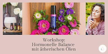 Hormonelle Balance mit ätherischen Ölen