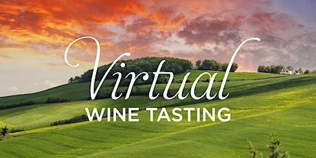 Virtual Wine Tasting of Super Tuscans (Spuntino Westbury) tickets