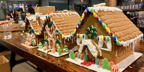 Gingerbread House Decorating Party tickets