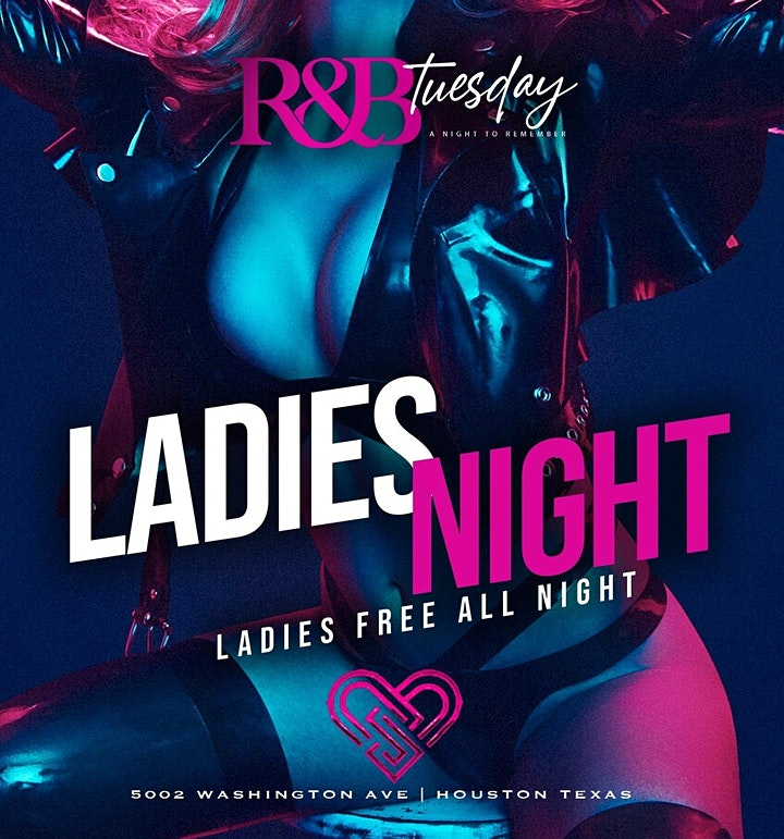 R&B Tuesdays at HEART presented by MOLO image