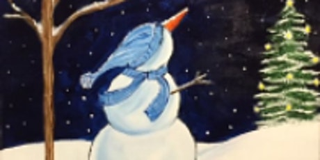 Painting Party - Snowman 12/05/2020 tickets