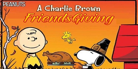 A Charlie Brown Friendsgiving tickets