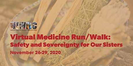 Virtual Medicine Run/Walk: Safety and Sovereignty for Our Sisters tickets