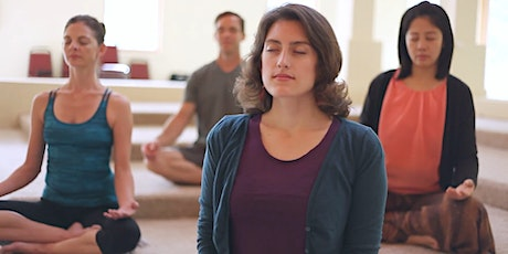 Breathe and Meditate - Introduction to SKY Breath and Meditation ingressos