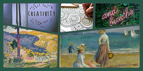 Playing With Art & Creativity:  Look, Learn, Create tickets