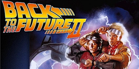 BACK TO THE FUTURE, PART 2: Drive-In Cinema (WEDNESDAY, 5:30 PM) tickets