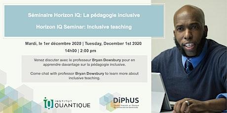 Séminaire Horizon IQ   Horizon IQ Seminar tickets