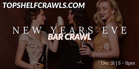 New Years Eve Bar Crawl - Greenville tickets