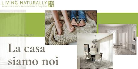 La Casa Siamo Noi:  Secondo webinar Home Working - Uffici biglietti