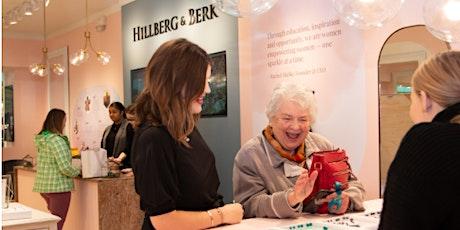 Hillberg & Berk Safe Shopping - Southgate Centre tickets