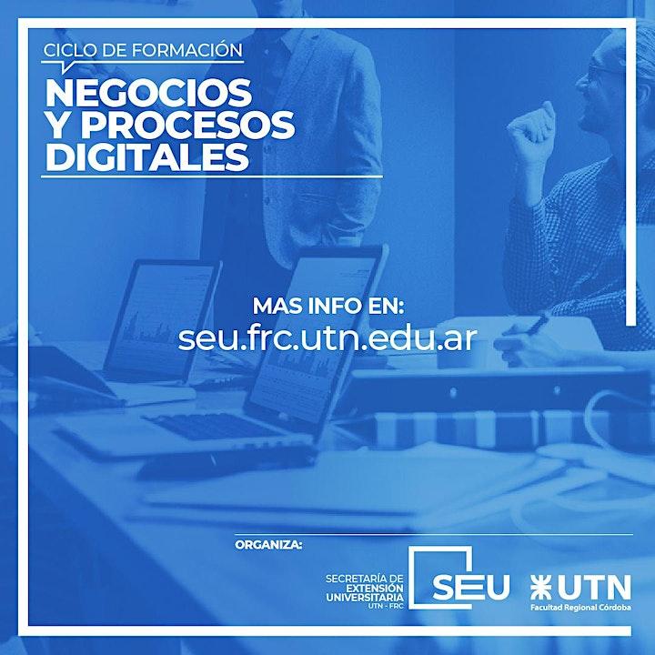 Imagen de Negocios y Procesos Digitales
