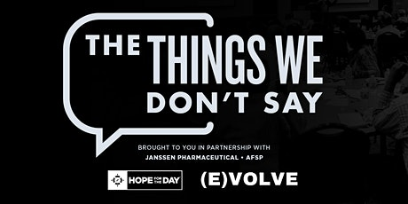 HFTD's Things We Don't Say - Weekly Digital Education tickets