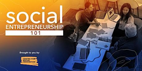 Social Entrepreneurship 101