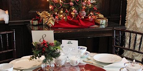Children's Holiday Tea & Family Photo: Dec 14, 4:00 PM tickets