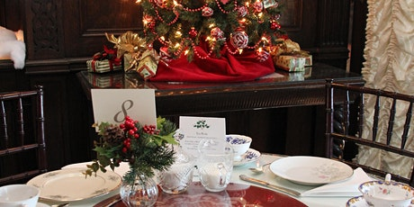 Children's Holiday Tea & Family Photo: Dec 21, 4:00 PM tickets