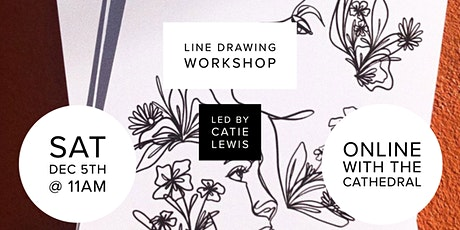 Line Drawing Workshop with Catie Lewis tickets